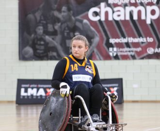 great britain wheelchair rugby news
